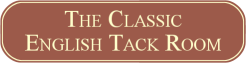 The Classic English Tack Room